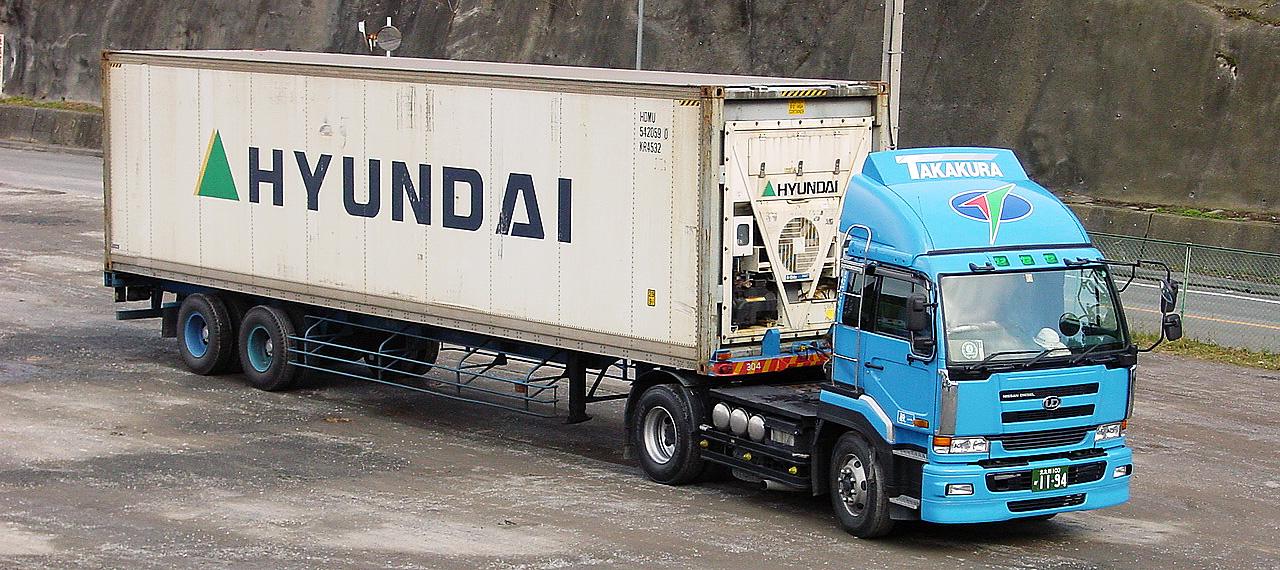 HYUNDAIトラック